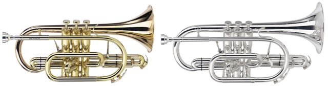 Besson Sovereign Cornets BE927 BE928
