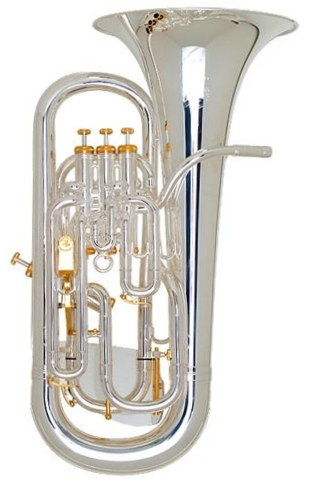 Besson BE2051and BE2052 Prestige Euphonium