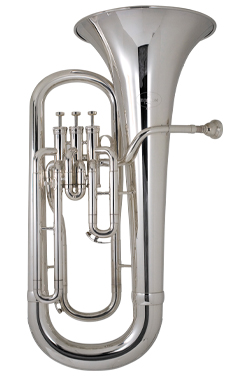 BE1062 Besson 1000 Series 3-valve euphonium. With the choice of two models, the Besson 1000 Series euphoniums provide an excellent start to the careers of aspiring euphonium players. Both models are free blowing with an ease of tone production and an even response throughout the register. They have a rich, warm, centred tone and a reliable, fast and quiet valve action. Coupled with a comfortable playing position for both embouchure and fingers, the BE1062 and BE1065 euphoniums provide a classic sound