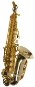 Curved Soprano Saxophones. We keep in stock a good choice of curved soprano saxes.