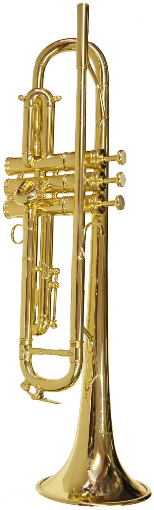 French Besson Brevette Trumpet
