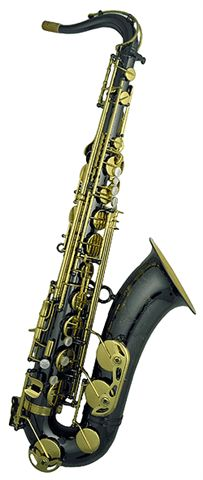 Keilwerth SX90R Tenor Sax Black