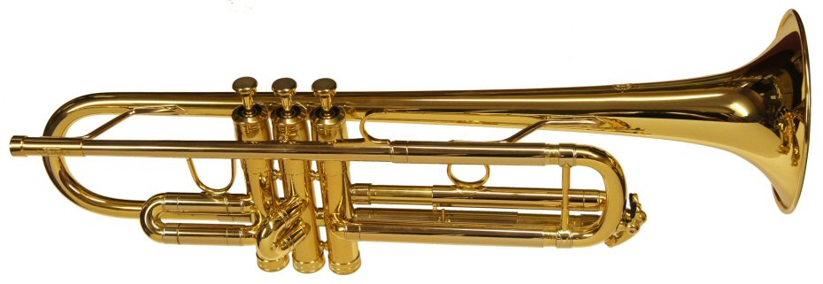 "elmer Sigma Trumpet Gold Lacquer. The Sigma features a unique concave bore leadpipe. This allows good resistance in the upper register whilst not sacrificing the lower register. This is a versatile trumpet with an emphasis on lead playing. ML .461"" (11.75mm) bore 4.88"" (124mm) bell. Bell model Sigma taper for focus and projection. Nickel-silver leadpipe"