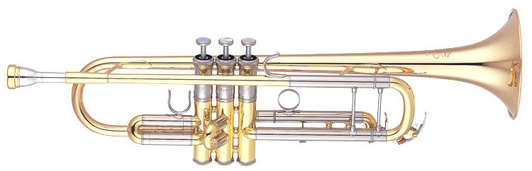 Yamaha Xeno Bb trumpets offer a choice of bore sizes; medium large for versatility, and large for a broad sound with er. Bell material options for Bb Xenos include; yellow brass - for clear sound with strong projection, and gold brass - for warmer, deeper sound. All are available in either silver-plate or clear-lacquer finishes.