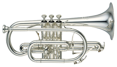 Yamaha Xeno Bb Cornet YCR-8335. Yamaha have replaced the Yamaha Maestro Cornet with a higher grade Yamaha Xeno model cornet. The Yamaha Xeno cornet was developed together with David King, cornet soloist and conductor of the famous YBS Brass Band. It is characterized by a more open, colourful sound and improved playability.