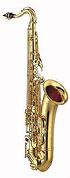 Yamaha 62 Tenor Sax