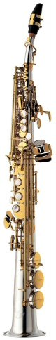 Yanagisawa 9930 Soprano Sax. The top-of-the-line Silversonic delivers a deep voice with a relaxed, warm upper register
