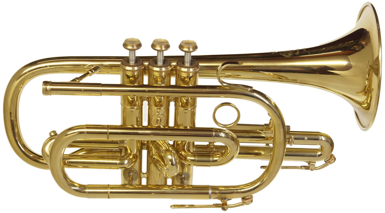 Second Hand Amati Cornet