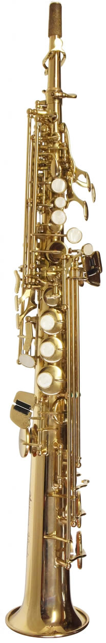Second Hand Antigua Winds Soprano Sax