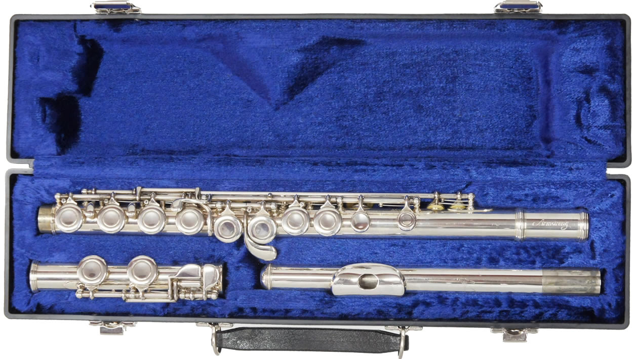 Second Hand Armstrong Flute