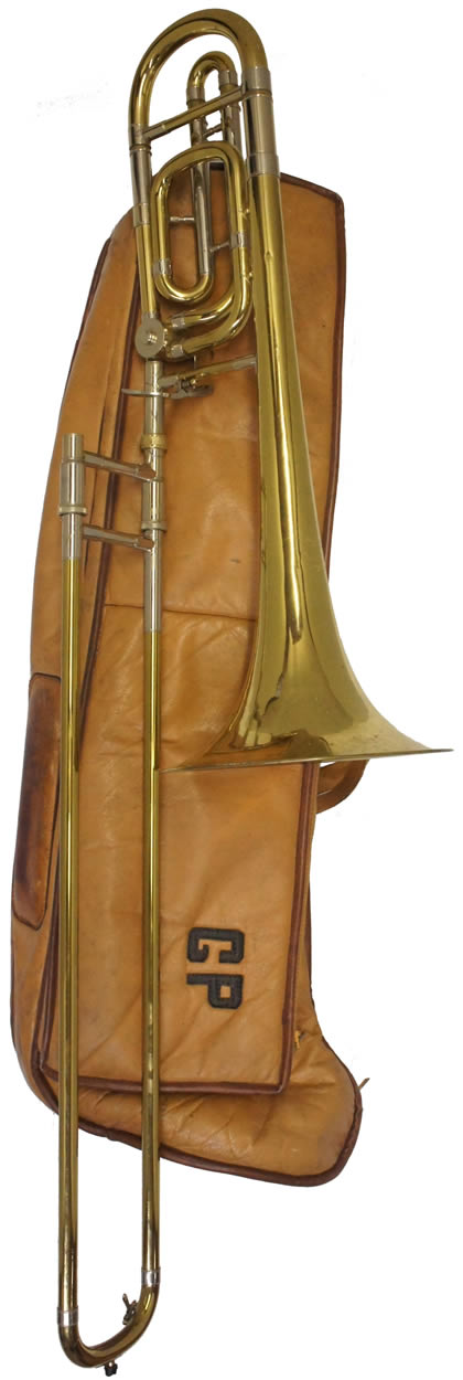 Second Hand Bach 50B Bass Trombone