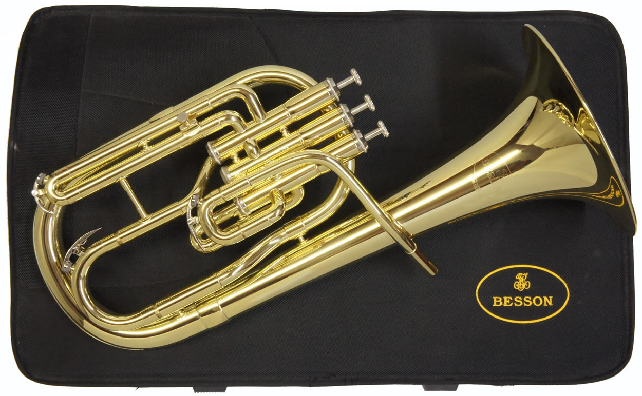 Second Hand Besson 1000 Tenor Horn