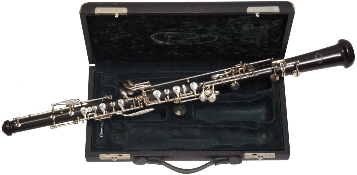 Second Hand Howarth Model B Oboe