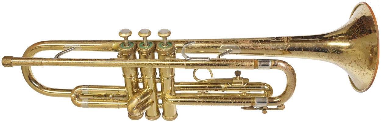 Second Hand Olds Ambassador Trumpet