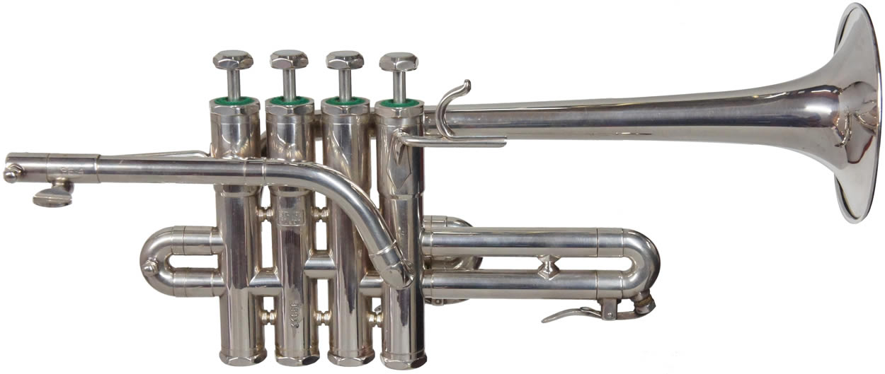 second hand schilke p5 4 piccolo trumpet. Black Bedroom Furniture Sets. Home Design Ideas