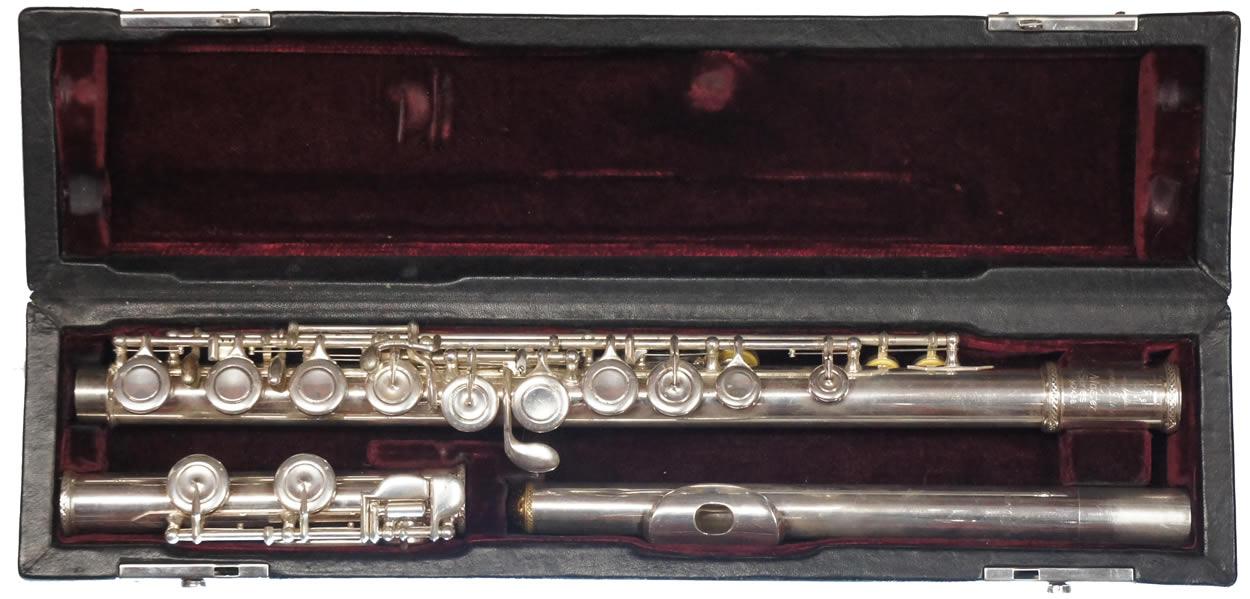 Second Hand Trevor James Master Series Flute