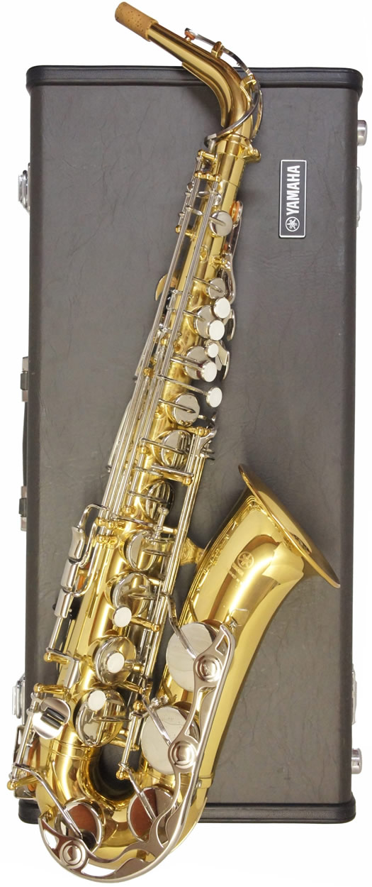 Second Hand Yamaha 26 Alto Sax