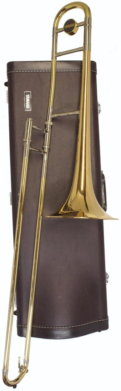 Second Hand Yamaha 681B Trombone