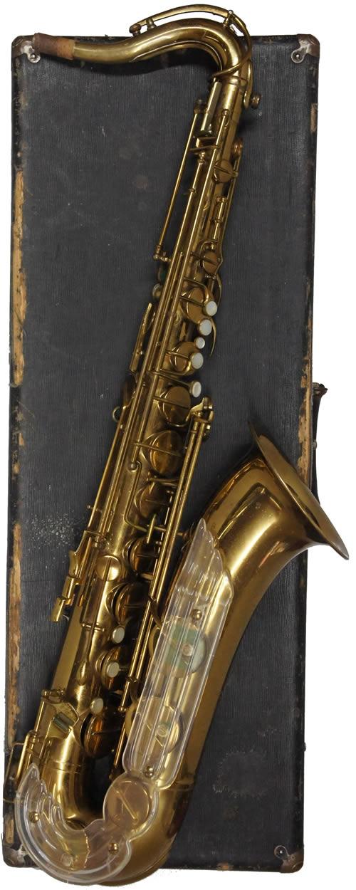 Vintage Keilwerth The New King Tenor Sax C1956