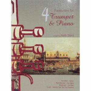 4 Favourites Trumpet