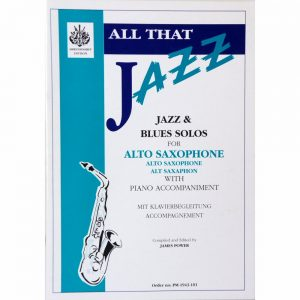 All That Jazz Alto Sax