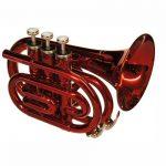 Arnolds Pocket Trumpet Red Square