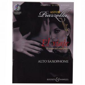 Astor Piazzolla Alto Sax