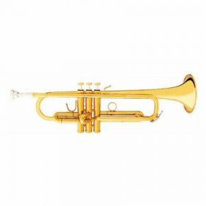 B S MBX Trumpet Lacquer
