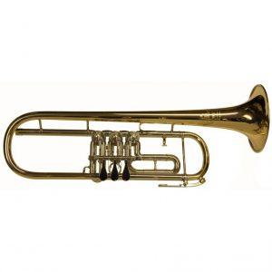 B & S Rotary Valve Trumpet