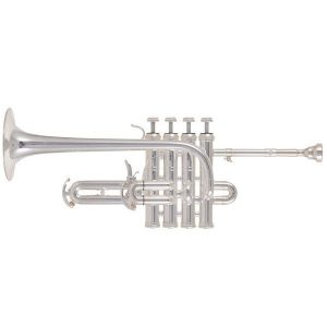 B and S Challenger 3131 Piccolo Trumpet