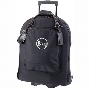 Bach Triple Trumpet Gig Bag Wheels Synthetic
