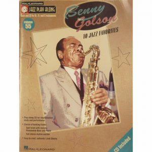 Benny Golson JPA55