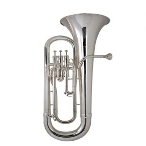 Besson BE162 Prodige Euphonium Silver plated