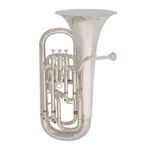 Besson BE165 Prodige Euphonium Silver plated