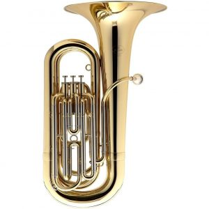 Besson BE187 New Standard Bb Tuba Lacquer