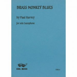 Brass Monkey Blues Sax