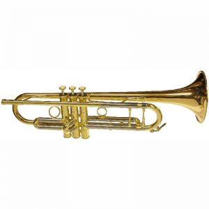 CarolBrass 5200H Orchestral Trumpet Square