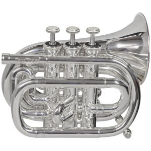 CarolBrass CPT 1000 YSS Bb S Mini Pocket Trumpet