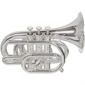CarolBrass CPT 3000 GLS Bb S Pocket Trumpet