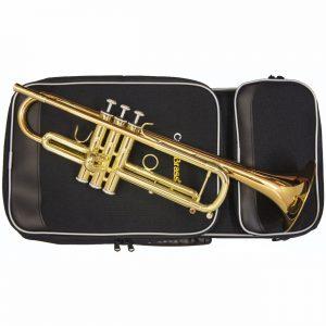 CarolBrass CTR 3050H GSS Bb L Bristol Model Trumpet