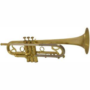 CarolBrass CTR 7660L YLT SL Trumpet Square