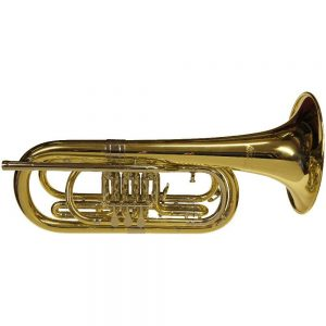 Cerveny 590 Bass Trumpet
