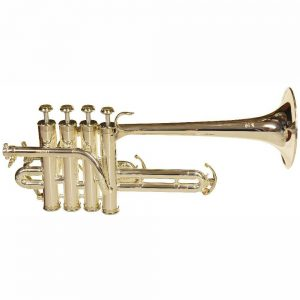 Cerveny Senator Piccolo Trumpet