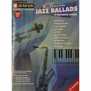 Classic Jazz Ballads JPA47