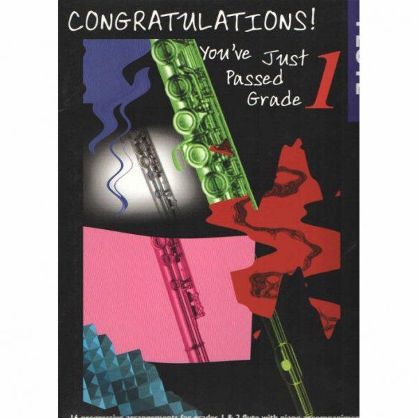 Congratulations flute grade 1 510x707