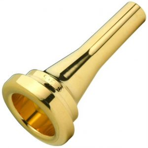Denis Wick Stephen Mead Euphonium Mouthpiece Gold