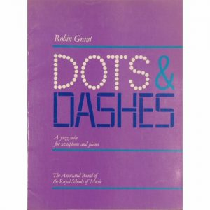 Dots Dashes Sax