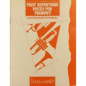 First Repertoire Pieces Trumpet