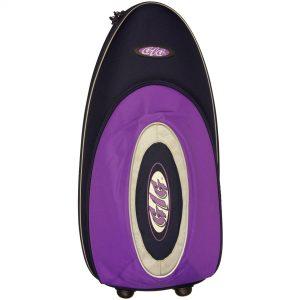 Gig Gig Bag Alto Sax Purple Black