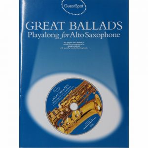 Great Ballads Alto Sax